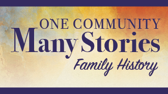 One community many stories