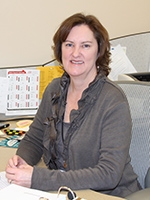 Julie Carragher, Human Resources Manager