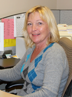 Sue Schuld, Technology Manager